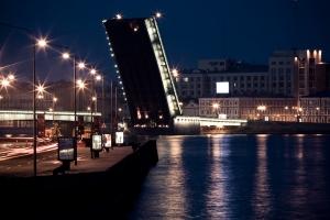 Развод Литейного моста график